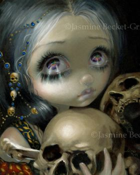 Ossuary:  The Collector by jasminetoad