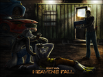 Heavens Fall - Cover 4 by Sidonie