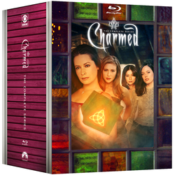 Charmed Blu-ray Complete Series Collection by ShiningAllure