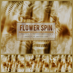 Flower Spin Texture Pack (#45) by ErenaeErae