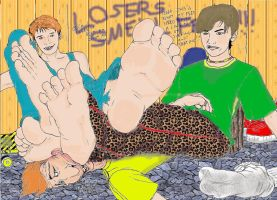 skaterboys feet rest_Version 2 by ddosso