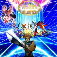 New Super Smash Bros. Unlimited by yugioh1985
