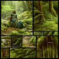 The Great Hike - Details by mynti