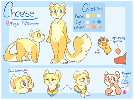 Cheese [SONA REF] by Cheezeo