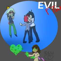 Evil FTW by lilowoof