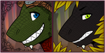 Icons for Rainbow-Mystique by RoseandherThorns