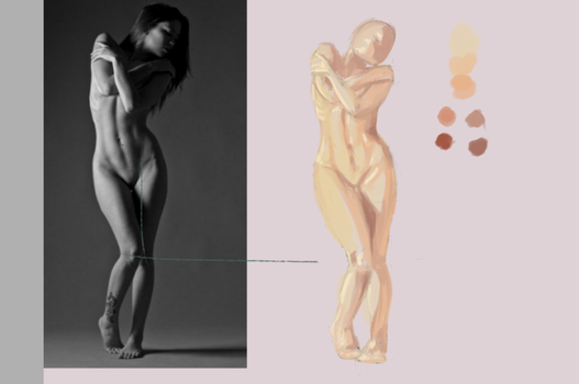 Figure Practice by MilenCO