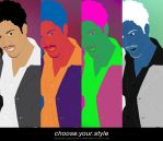 Choose Your Style by mossawi