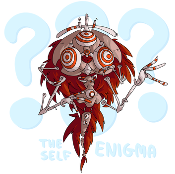 The self-enigma by Seikame