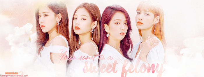 OO6 FACEBOOK COVER ~BLACKPINK~ BY KHXNG0901 by khxng0901