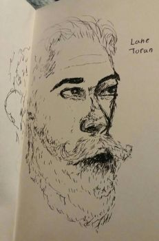 Lane Toran by TheSippingZombie