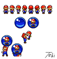 mini marios on sale by tebited15