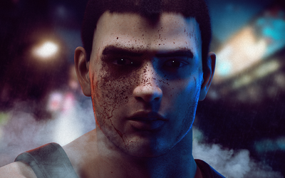 Michael 5- inspiration hard reset by DpAndrell