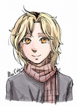 Seth - colored by MauiCatgirl
