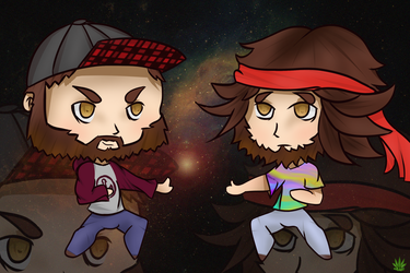 Dear Past Self Contest Entry: Red vs. Jared by Herbtr0n