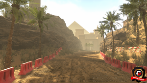 Unreal Engine 4 Old Desert by DaminDesign