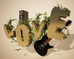 LOVE 3D 2 by Semsa