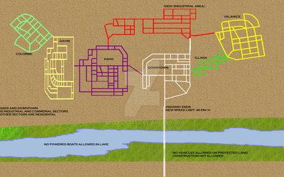 Map of Raven Heights