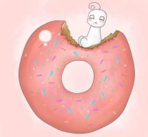 Cry Donut  by RuuSora