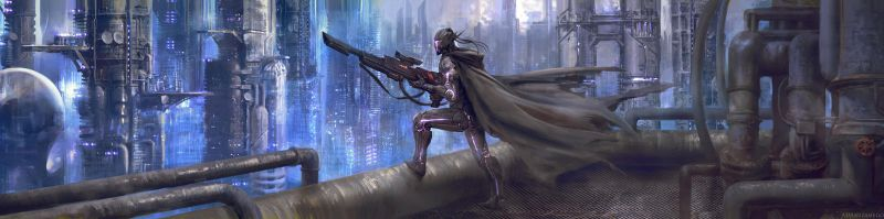Time Crime by Manzanedo