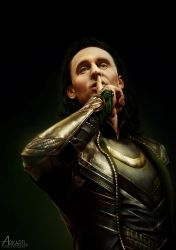 Loki by Arkarti
