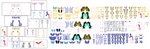 MLP REFERENCE SHEET BASE #19 by Darkness--Eternity