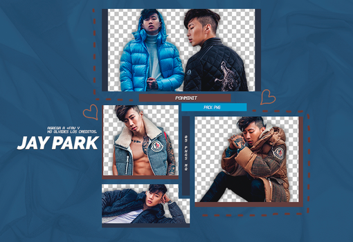 +Pack Png Solista|Jay Park 03 by Pohminit
