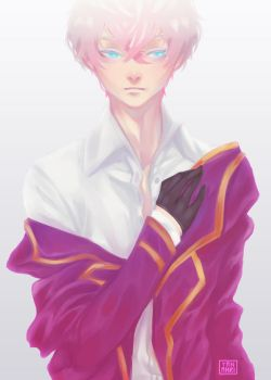 Mystic Messenger: Ray Route !! by Soverrein