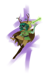 Adventure Time: Huntress Wizard by camix