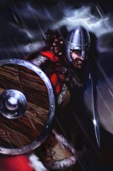 Norse Defender by unsilentwill