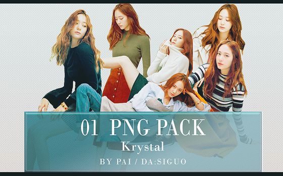 F(x) Krystal PNG PANK #01 by Pai by Siguo