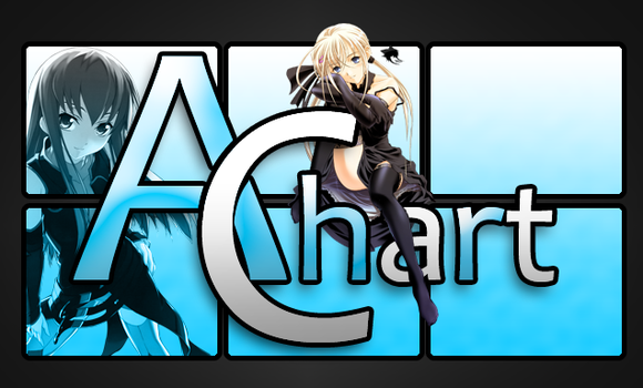 Anime Chart Logo Possibly by Shadow3vi1