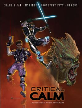 CRITICAL CALM poster 1 by JaycenWise