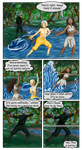 Avatar: Bringing Out the Blue Fancomic page 28 by aileri