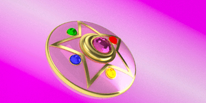 Sailor Moon Crystal Star Compact Gif by LadyDea108