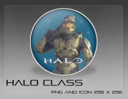 Icon - Halo Class by Lucifer4671