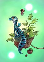 Flying Gecko by Timooon