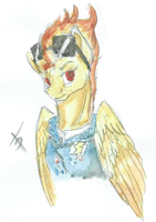 Spitfire by FullmoonDagger