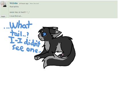 Question #2 by Askk-Cinderpelt