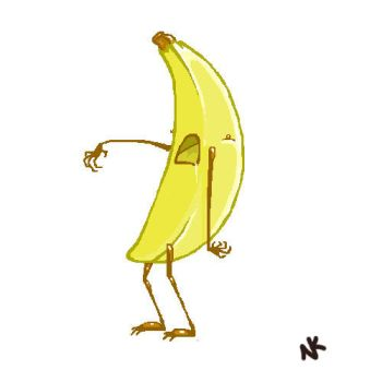Banana by The-NK