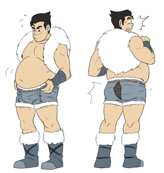 Patreon Bolin reward 2- Nuktuk ed. by Verzisphere