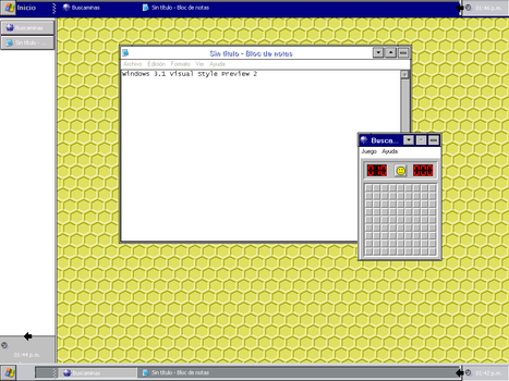 Windows 3x  Preview  2 by magnus87