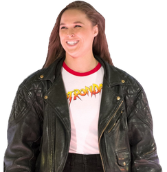 Ronda Rousey PNG by WWE-WOMENS02
