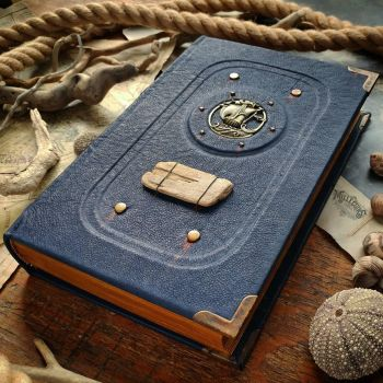 The book of the sea by MilleCuirs