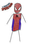 The Amazing Spiderman Drawned by TheG-Force