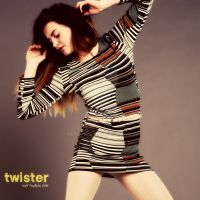 TWISTER with Lucie 2 by Real-Neil