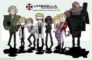 RE - The Umbrella Corporation by PracticalAl