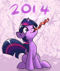 New Years by SubjectNumber2394