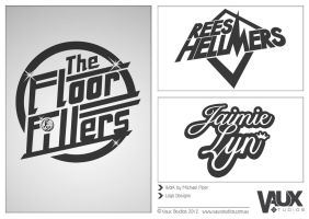 A couple 2012 Logos by PiPeRn-n