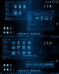 Jarvis IconPack by alexgal23